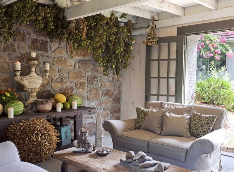 Стиль прованс в интерьере дома или квартиры. Как создать уют своими руками?