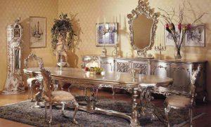 Стиль барокко в интерьере: характерные особенности