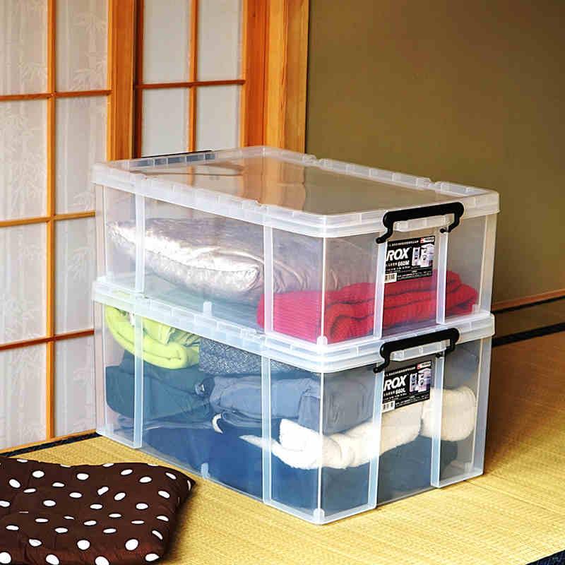 Ящики и боксы для хранения вещей