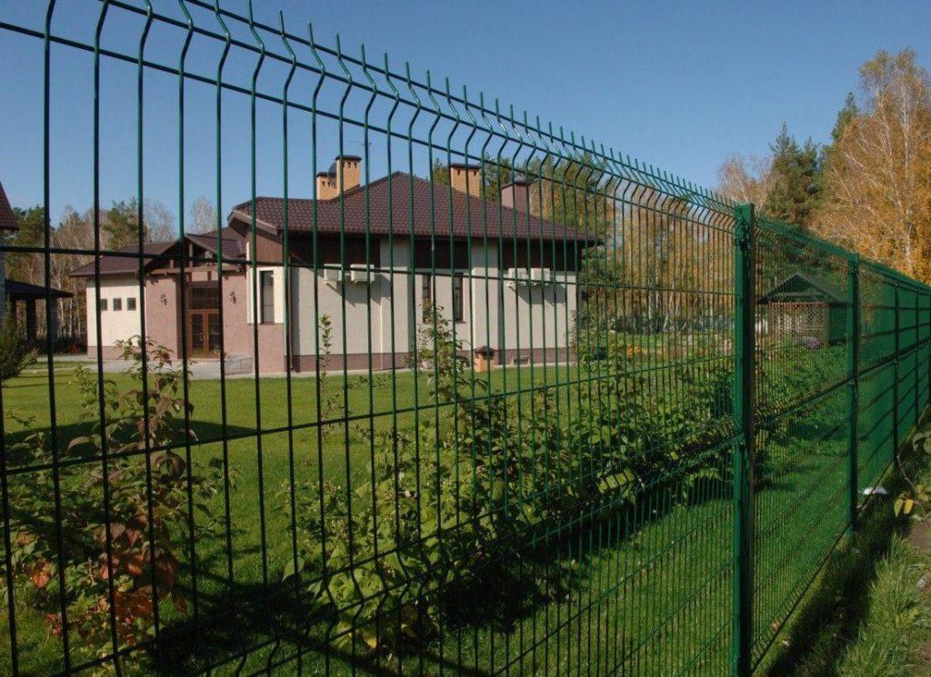 Современные заборы для частных домов