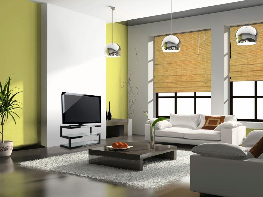 Минимализм в интерьере: описание и отделка комнат