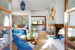 Средиземноморский стиль в интерьере домов и квартир