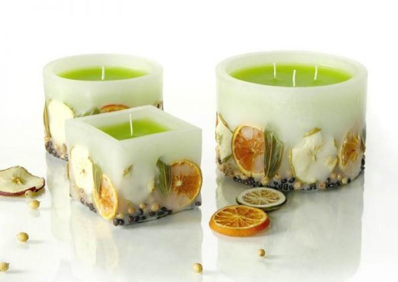 Как сделать свечку своими руками в домашних условиях?
