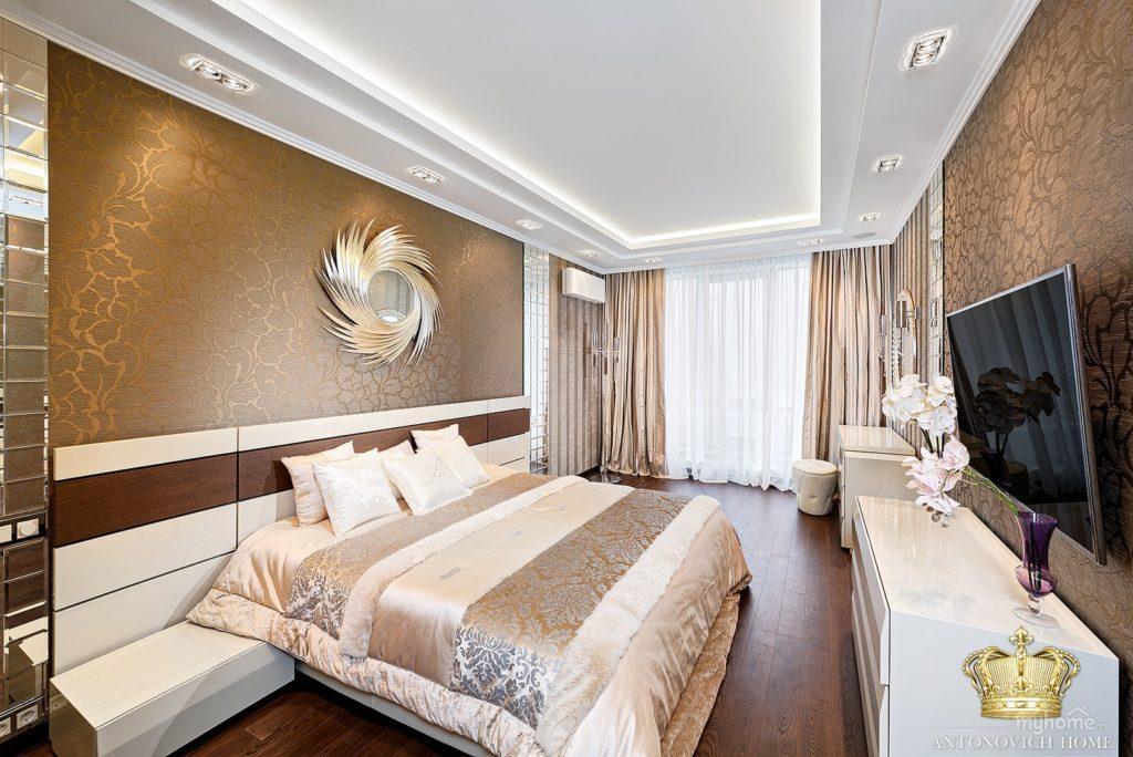 Тюль в современном интерьере: какой выбрать для спальни