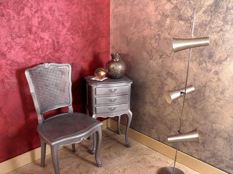 Особенности декоративной венецианской штукатурки в интерьере