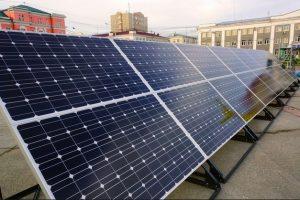Солнечные панели и их особенности