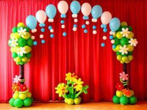 Шарики на детские дни рождения