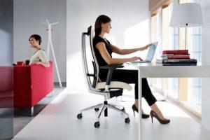 Правила выбора офисных кресел
