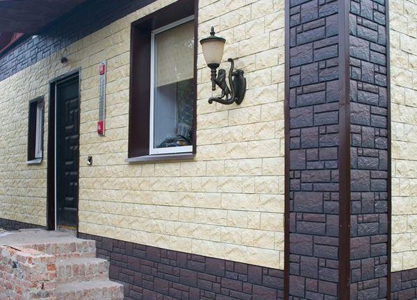Фасадные облицовочные панели – монтаж