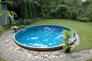 Красота и практичность бассейна