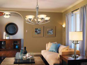 Как сделать дизайн интерьера квартиры более привлекательным с помощью осветительных приборов?