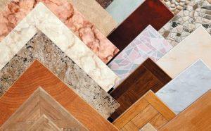 Строительный материал: плитка из керамики